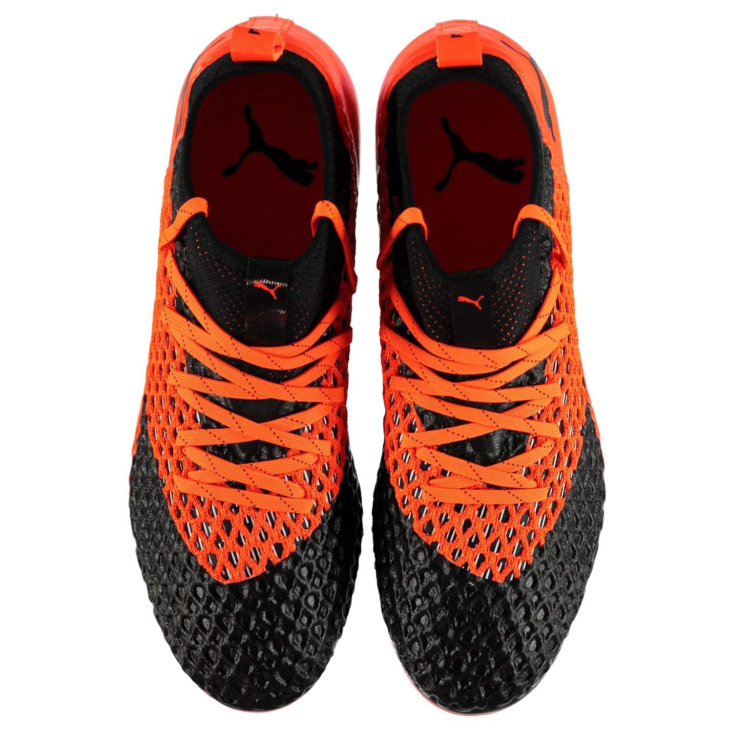 ... Puma Future 2.2 SG Soft Ground Football Boots Mens Orange Soccer Shoes  Cleats bec64c9a32575
