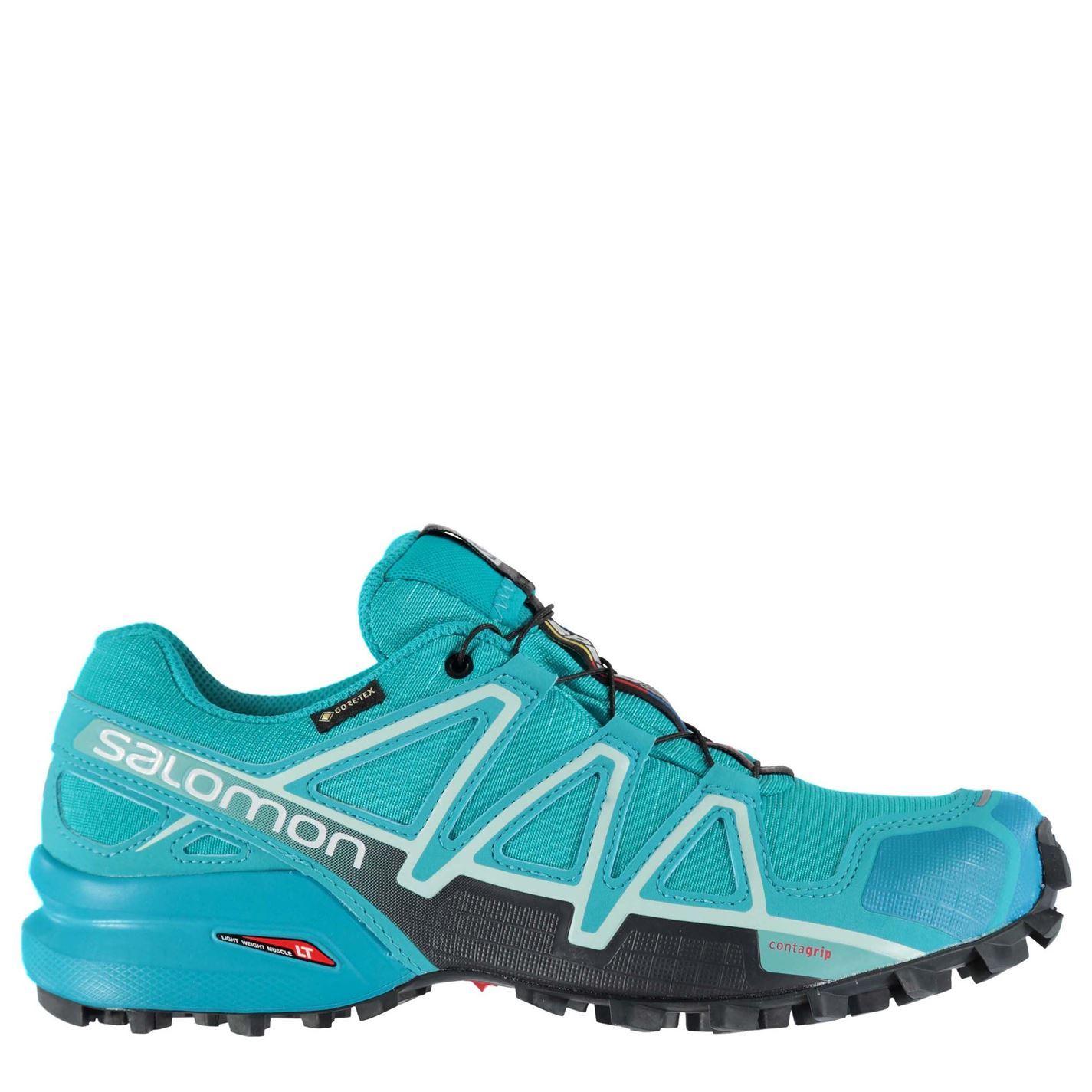 salomon speedcross 4 gtx women's trail running shoes zapatillas