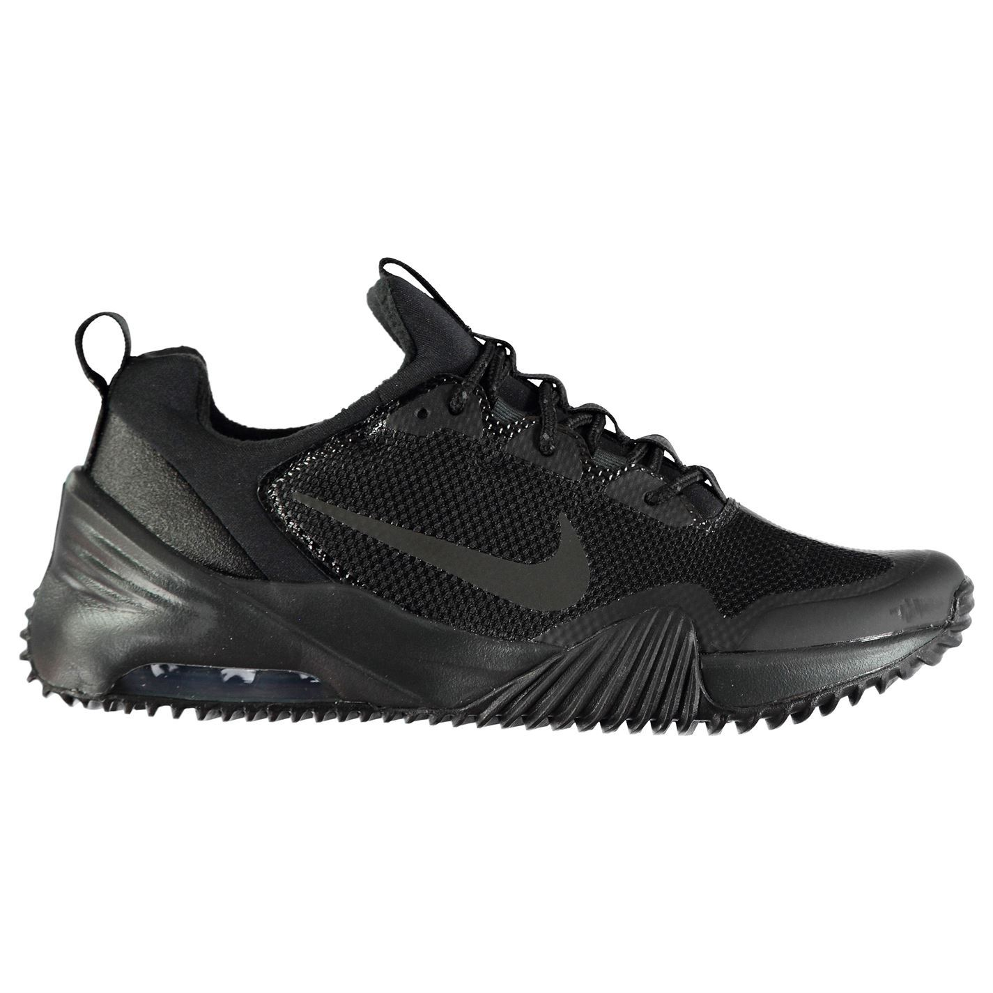 reputable site 55f4b 5f8c6 ... Nike Air Max Grigora Trainers Mens Black Athletic Sneakers Shoes ...
