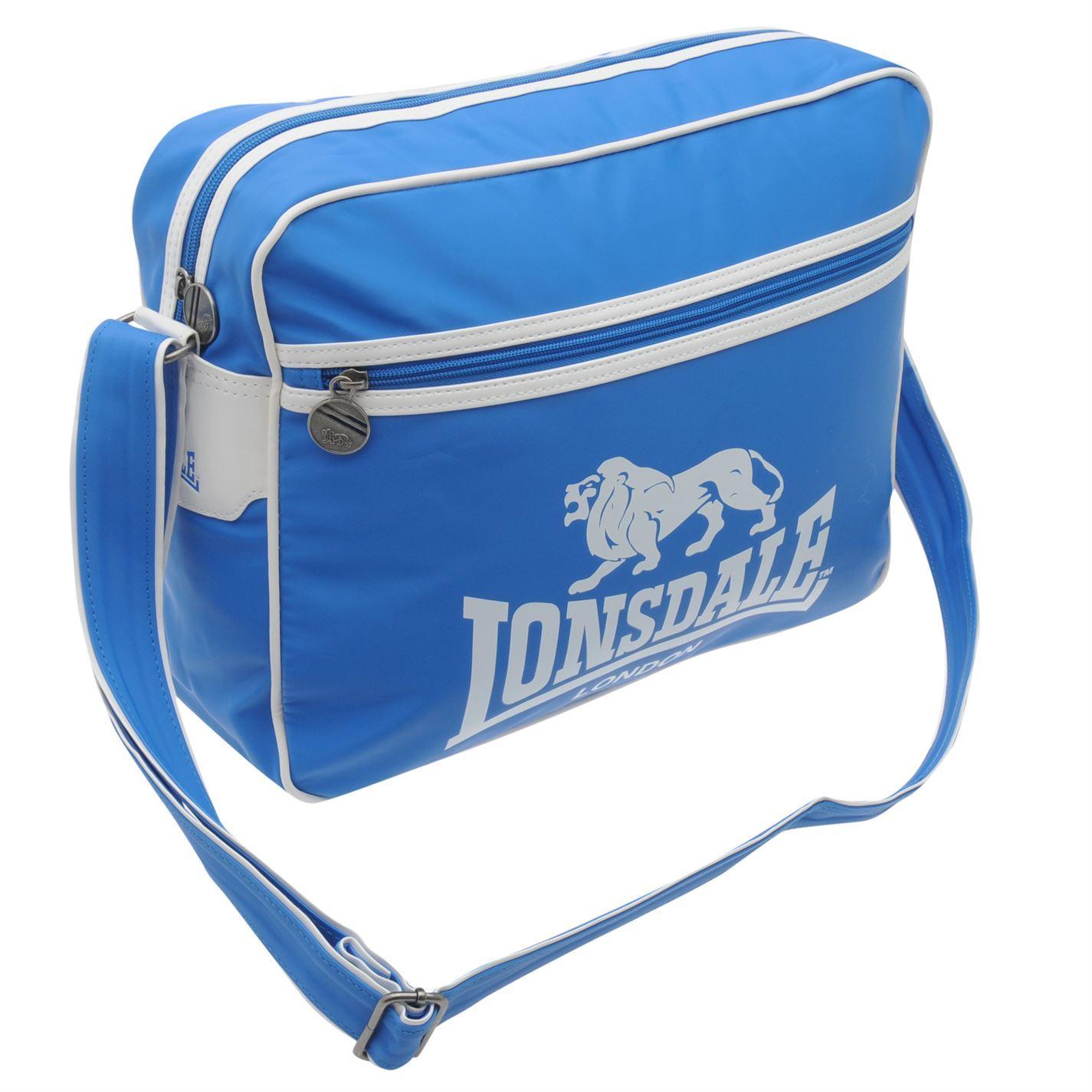cfaff423ac35 Lonsdale London Flight Bags Messenger Bag Shoulder Bag