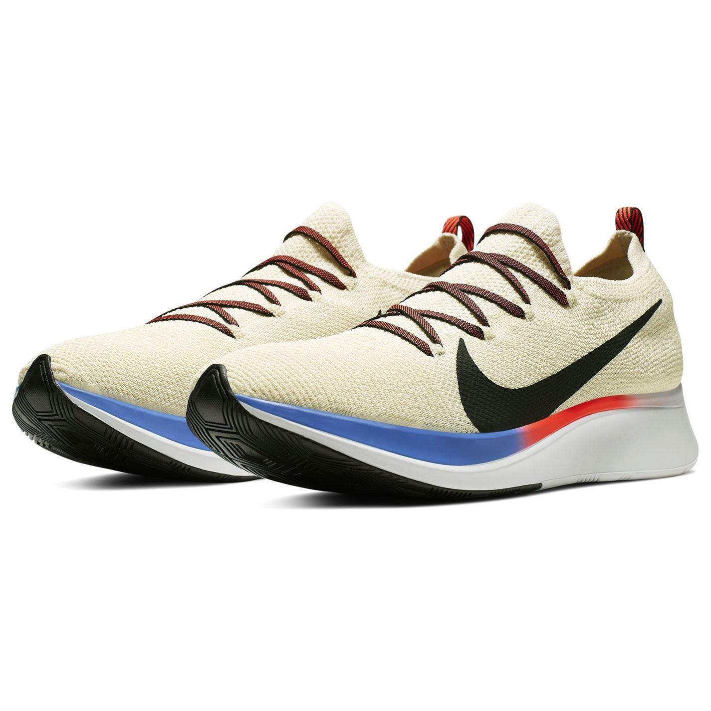 Detalles de Nike Zoom Fly Flyknit Zapatillas Running Hombre Zapatillas Calzado Zapatillas
