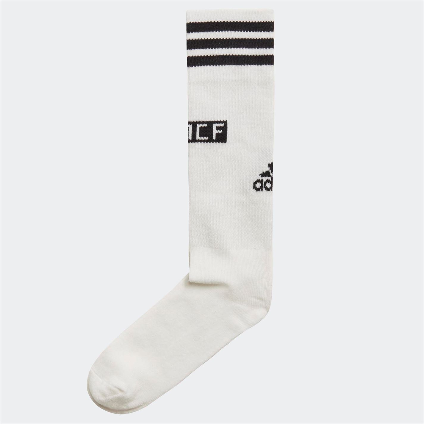 2dd701cb2 adidas Real Madrid Home Mini Kit 2018 2019 Infants White Football Soccer  Strip