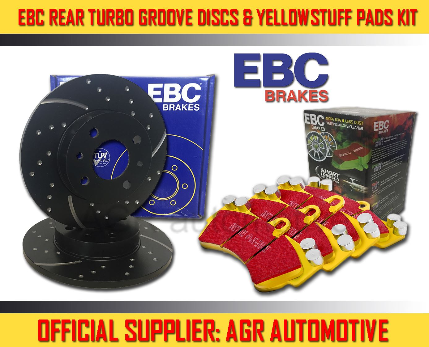 OEM SPEC FRONT AND REAR PADS FOR PEUGEOT RCZ 1.6 TURBO 156 BHP 2009
