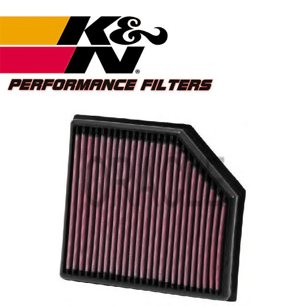 K/&N Filters 33-2280 Car Replacement Air Filter