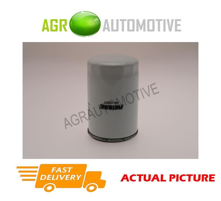 Oil Filter for MERCEDES W220 S350 02-05 3.7 M112 Saloon Petrol 245bhp BB