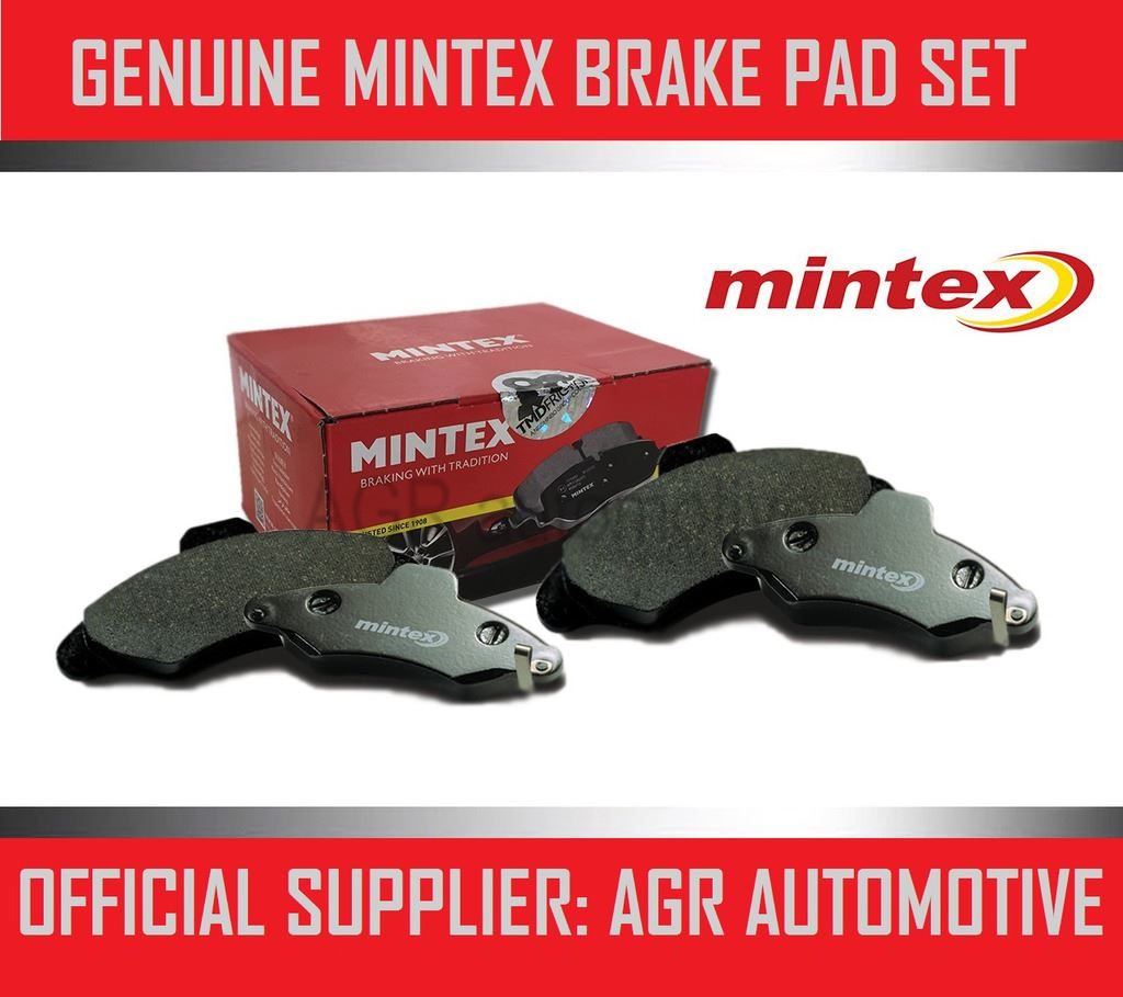 MINTEX REAR BRAKE PADS MDB1377 FOR SEAT TOLEDO 2.3 99-2005