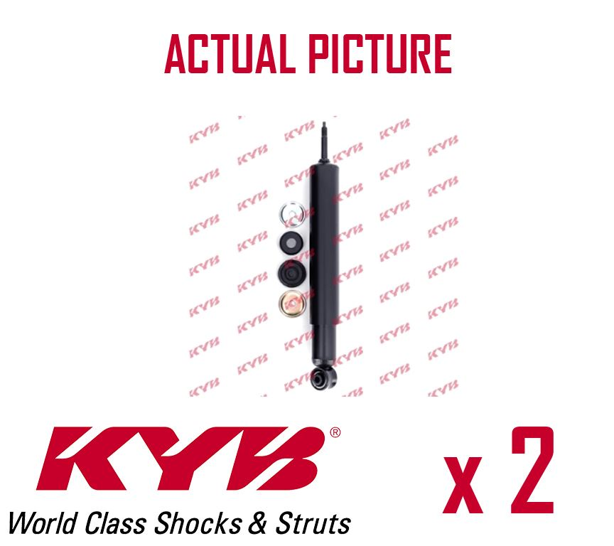 1x OE Quality Replacement KYB Oil Rear Suspension Shock Absorber 443134