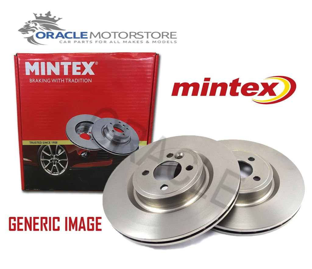 Comline Front Brake Discs /& Pad Set Genuine OE Quality Replacement