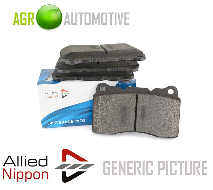 Mercedes S-Class W220 S 430 Genuine Allied Nippon Front Brake Pads Set