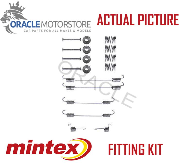 Mintex MBA750 brake shoes FIT KITS Replaces 430861,7701205518,4154230023,KIT791
