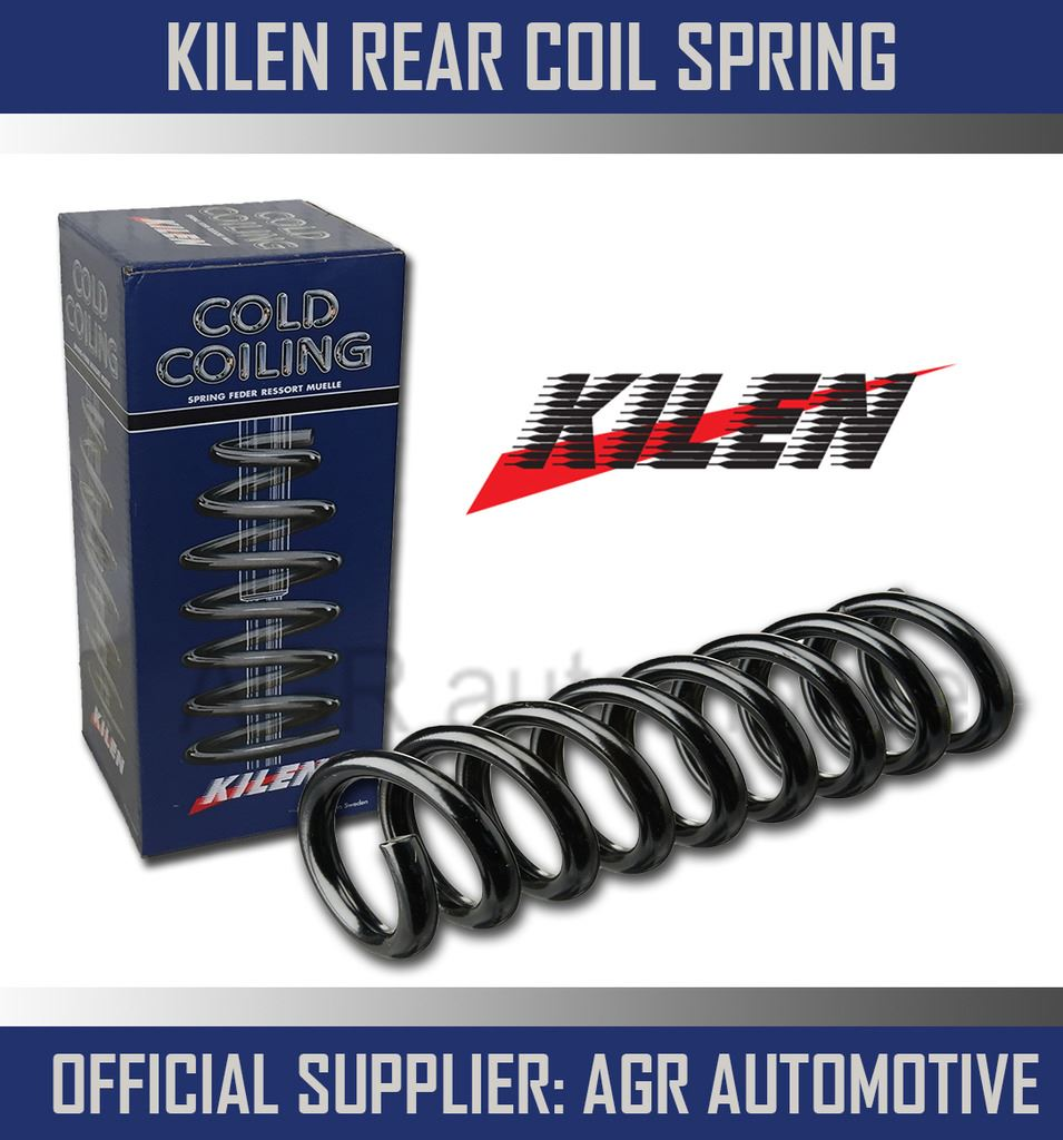 KILEN REAR COIL SPRING 53249 FOR FORD SMAX 1.8 TDCI 125 BHP 2006