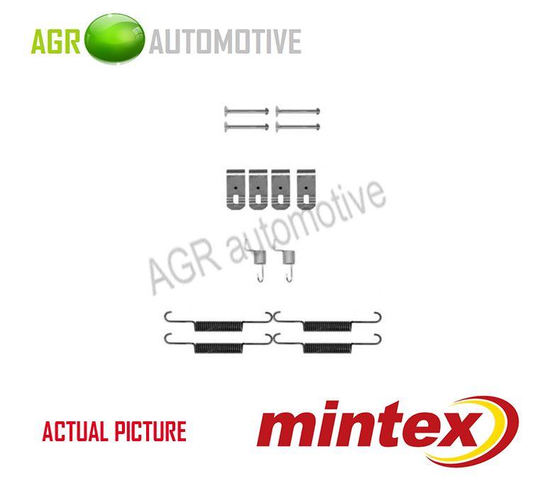 Mintex MBA895 parking brake shoes FIT KIT Replaces 355202041,8DZ355202041,X0192