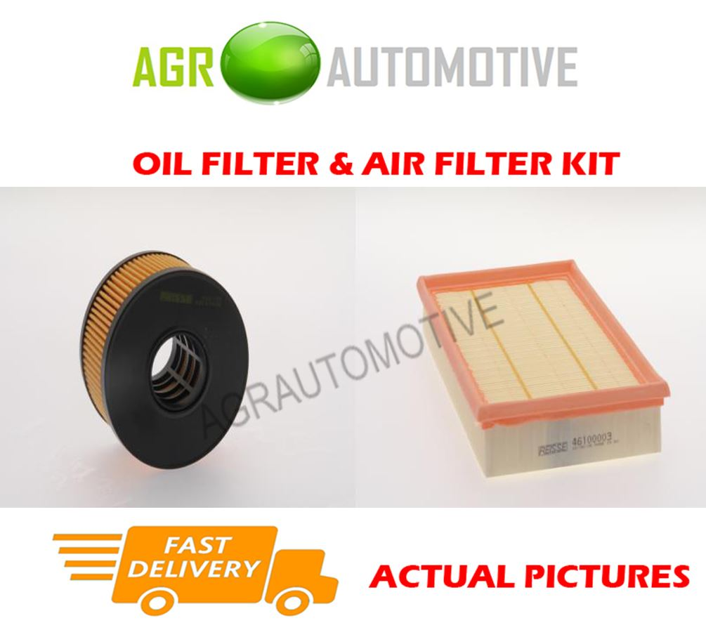 Transit Connect 1.8 TDDi Service Kit Oil Fuel Filter 02-05 75BHP Air