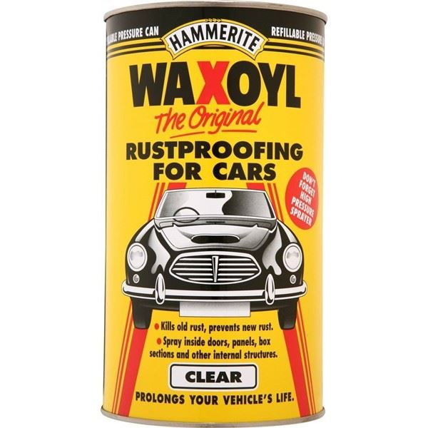 Details about NEW WAXOYL RUST TREATMENT PRESSURE CAN CLEAR 2 5 LITRE  5092947 BEST QUALITY