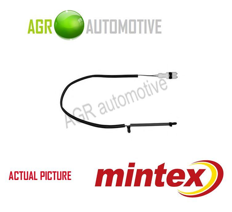 2x Porsche Boxster 986 S Genuine Mintex Front Brake Pad Wear Indicator Sensor