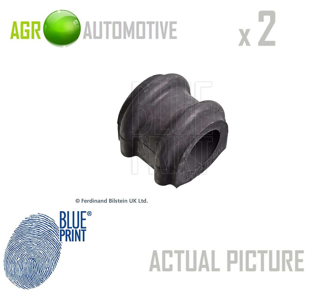 2 x BLUE PRINT FRONT ANTI-ROLL BAR STABILISER BUSH KIT OE REPLACEMENT ADG080219