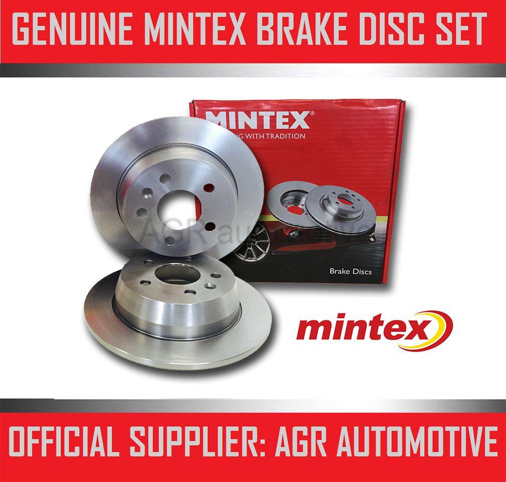 EBC Replacement Front Vented Brake Discs For Honda Accord 2.4 Tourer cm2 03 /> 08