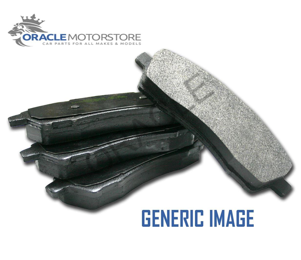 MDB2936 NEW MINTEX REAR DISC BRAKE PADS SET