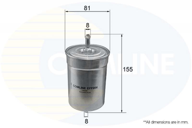 NEW COMLINE ENGINE FUEL FILTER GENUINE OE QUALITY CNS13013