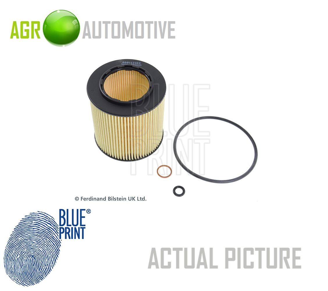 Fits BMW 1 Series F21 M 135 i xDrive Genuine Blue Print Engine Oil Filter Insert