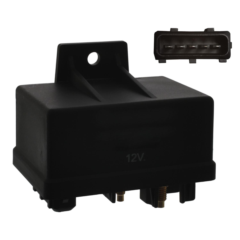 Glow Plug Relay Pre-Heating 9625203680 598119 38725