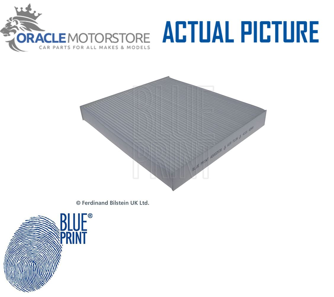 pack of one Blue Print ADG02528 Cabin Filter