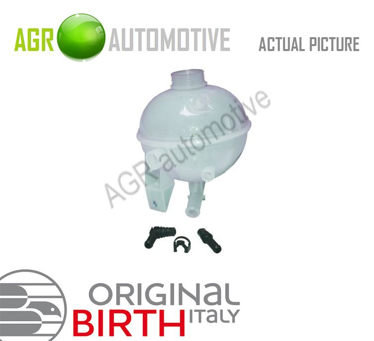 BIRTH FRONT COOLANT EXPANSION TANK RESERVOIR HEADER OE QUALITY REPLACE 8528