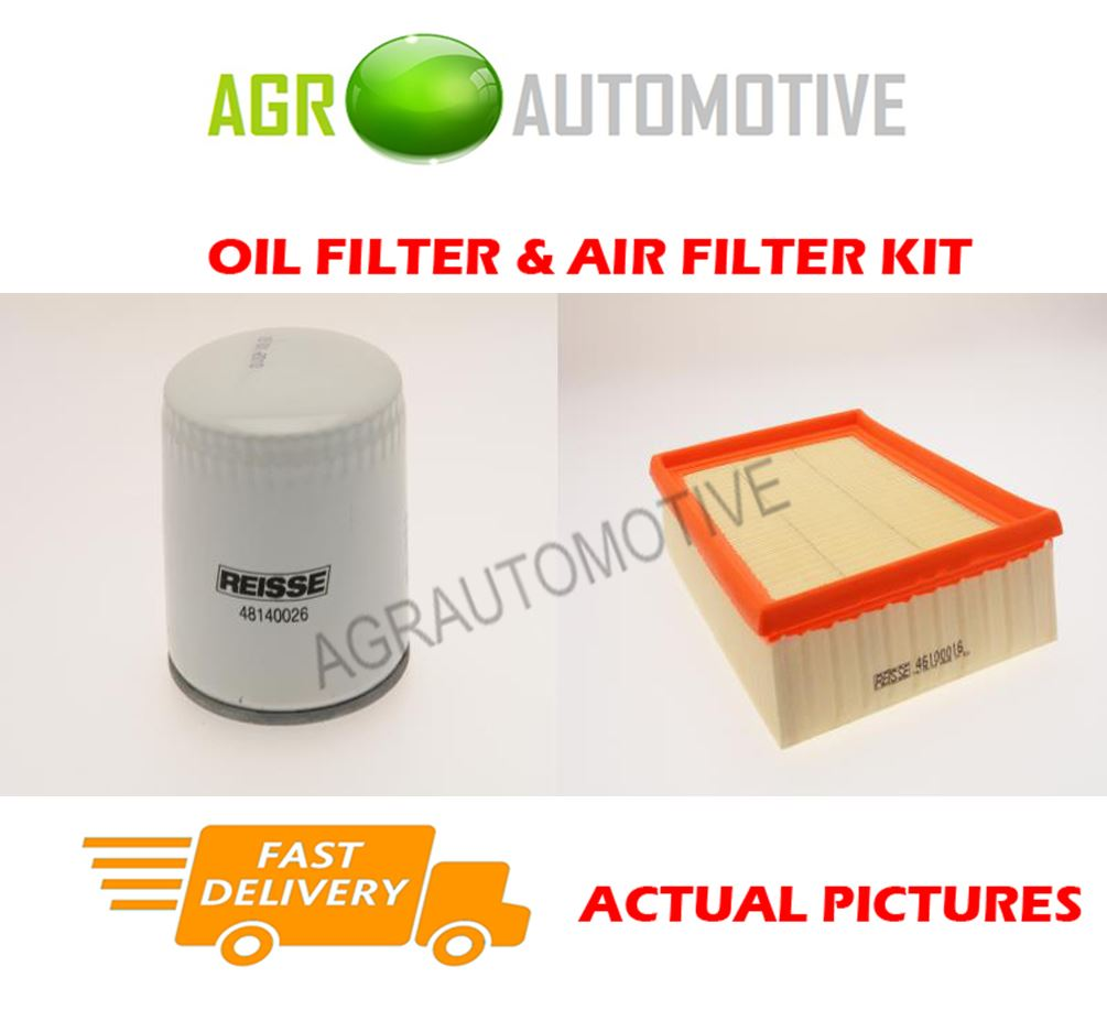 PETROL SERVICE KIT OIL AIR FILTER FOR FORD ESCORT 2.0 150 BHP 1995 ...