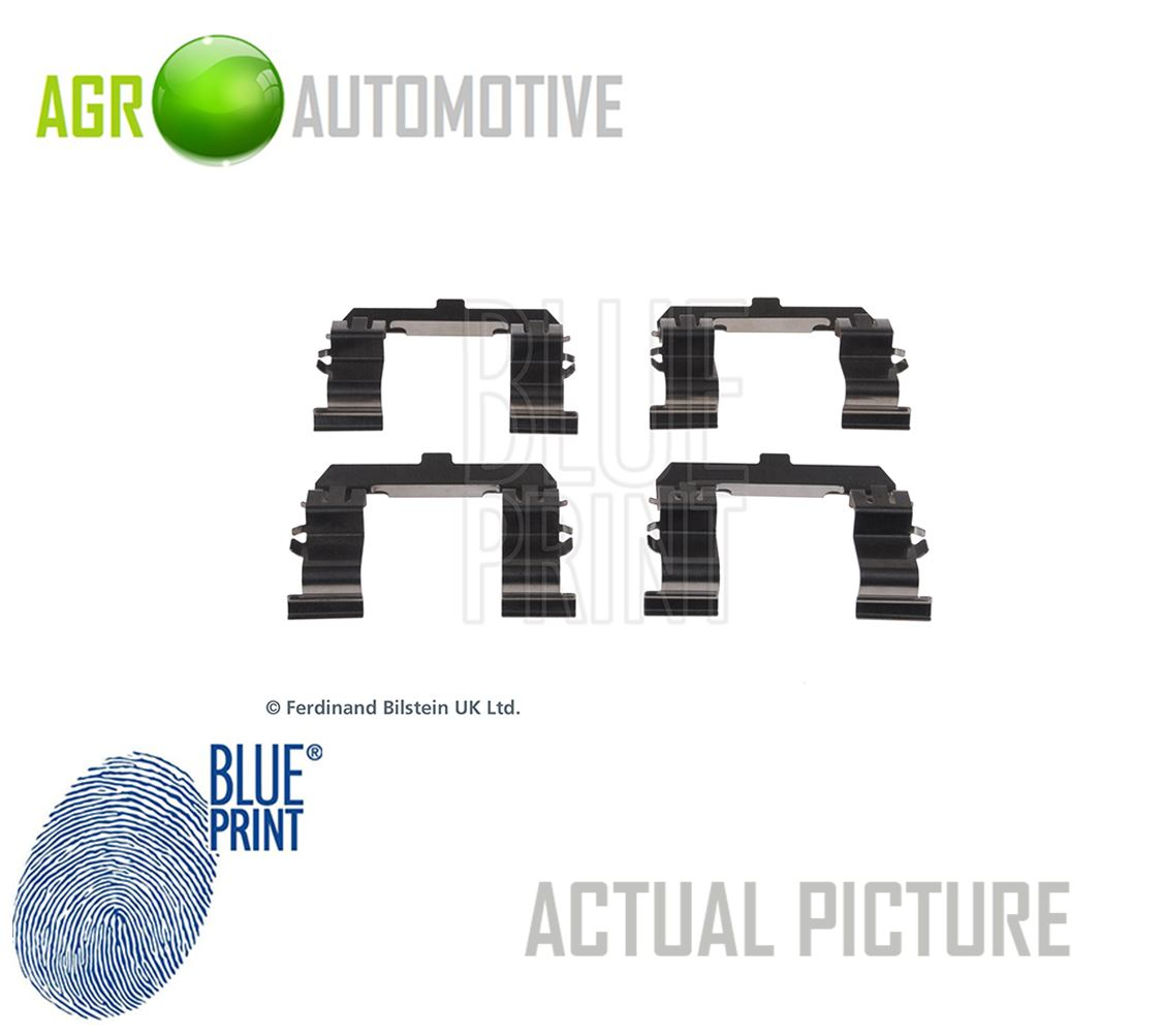 Brake Pad Fitting Kit Front ADM548604 Blue Print Genuine Top Quality Replacement