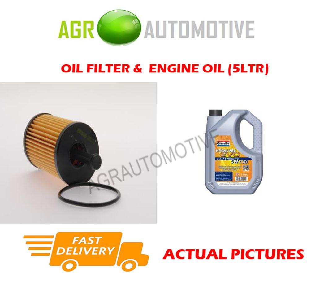 PETROL OIL FILTER 48140010 FOR PEUGEOT PARTNER 1.6 109 BHP 2002-04