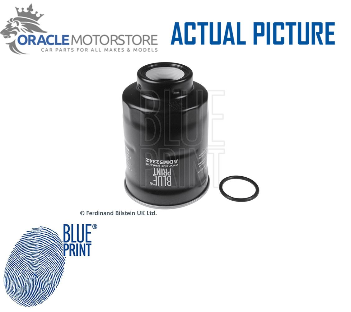 New Blue Print Engine Fuel Filter Genuine Oe Quality Adm52342 Ebay 7 3 Assembly A B