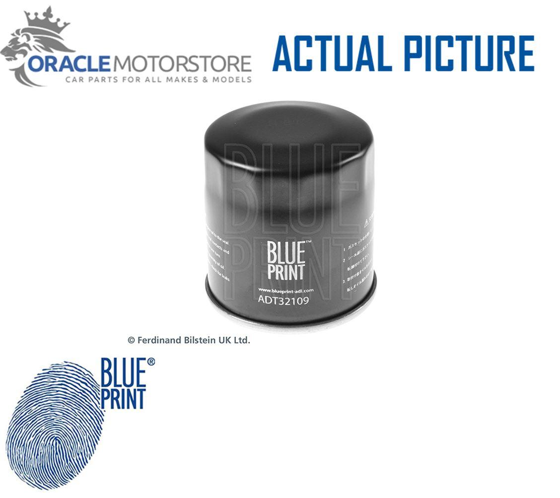 GENUINE OE Qualité Imprimé Bleu Vis Sur Moteur Filtre à Huile-ADT32109