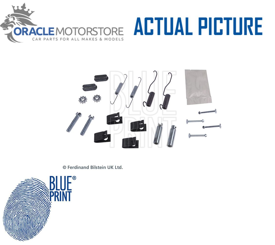 Blue Print Front Brake Pad Accessory Fitting Kit Genuine OE Quality Replacement