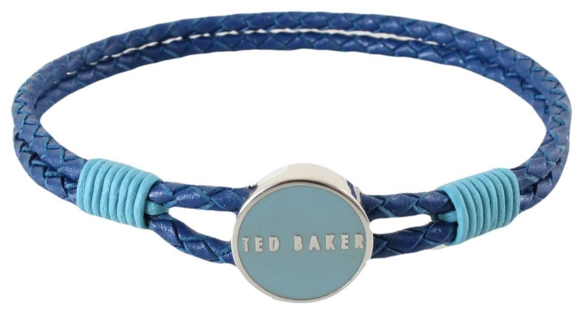 a203b1531 Ted Baker Mens Bandola Double Strand Bracelet - Navy 5057542953122 ...