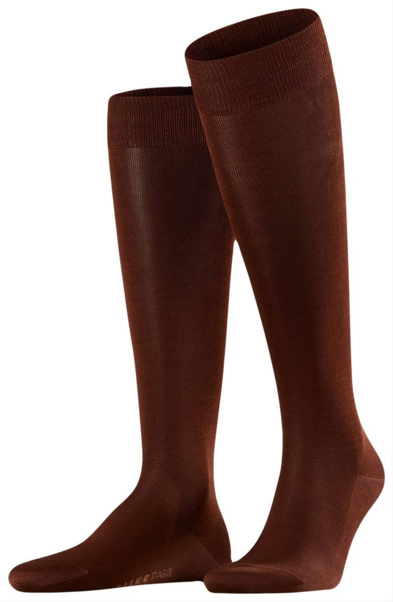 d1c204bd6d0 Falke Mens Tiago Knee High Socks - Acacia Brown