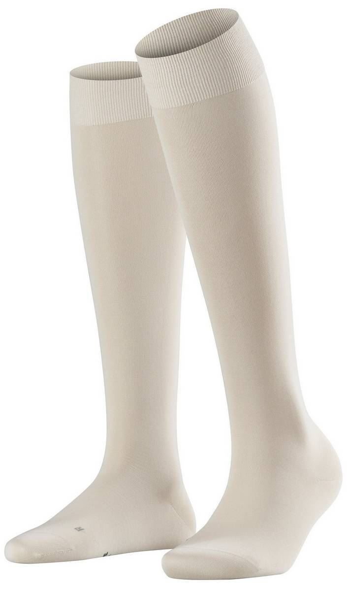 782bc91c56c Falke Womens Leg Vitalizer Knee High Socks - Cream