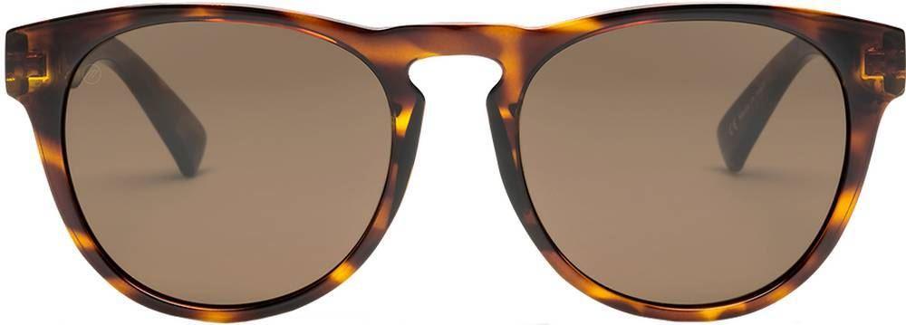 44e91a3d519 Electric California Mens Nashville XL Sunglasses - Gloss Tortoise  Shell Bronze