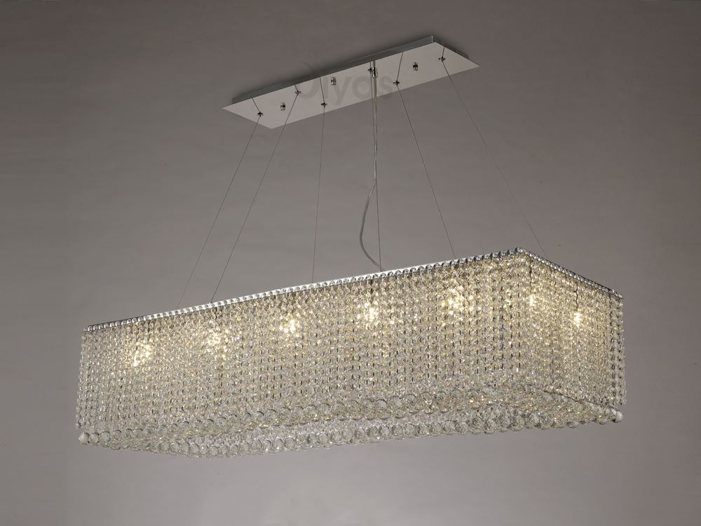293d5f412b Empire is another incredible crystal range by Diyas lighting adding an  alternative impressive collection to the crystal lighting portfolio they  are famous ...