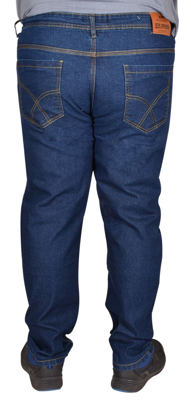Men-Jeans-Straight-Leg-Stretch-Denim-Trouser-Pants-All-Waist-Big-Tall-King-Sizes thumbnail 13