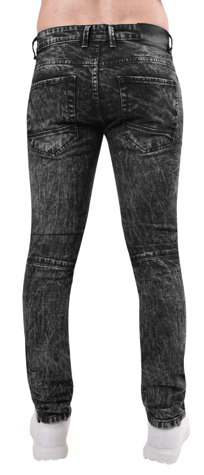 "^ SVENDITA STOCK ^ MEN/'S Blu Chiusura a Bottone Pantaloni Taglia 34/"""