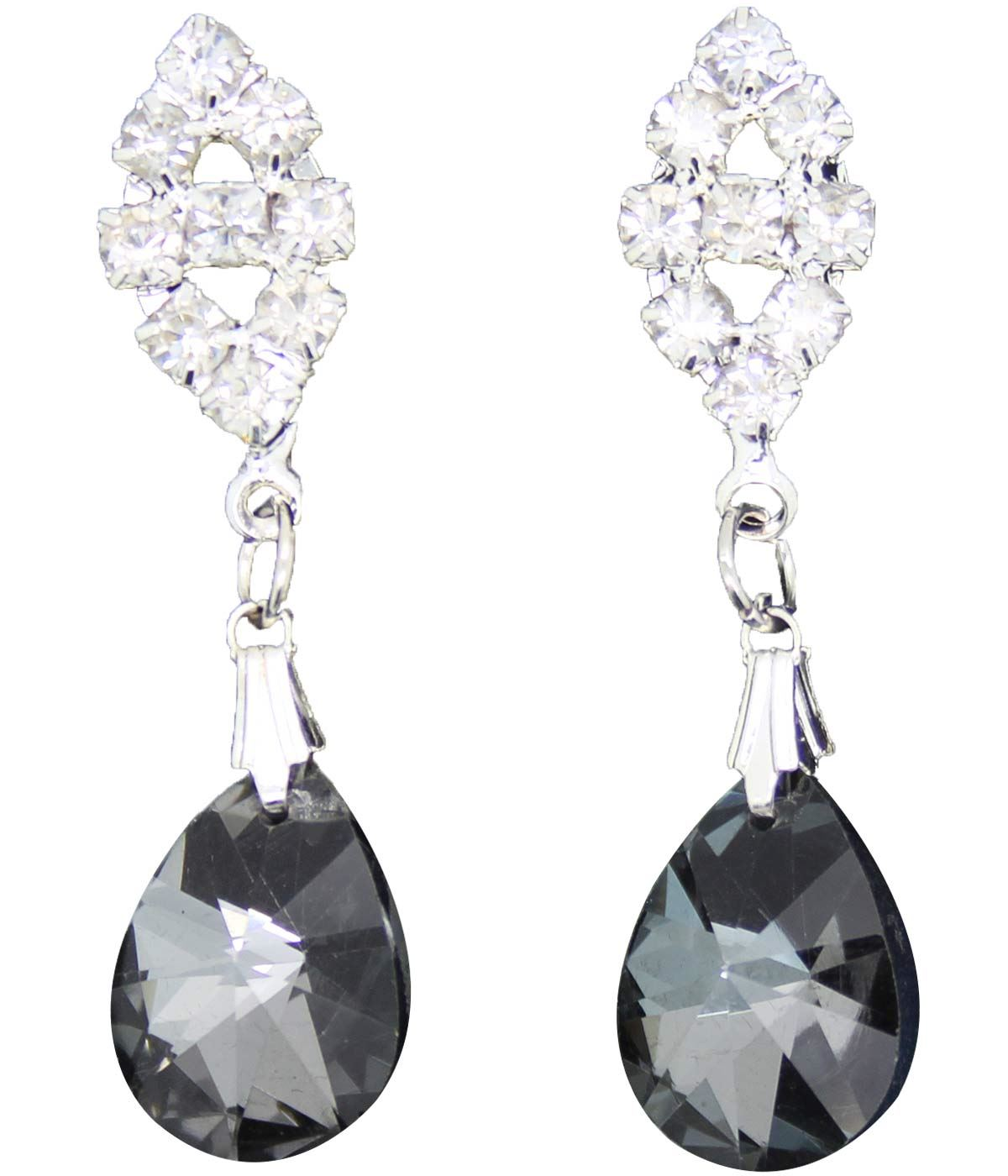 True-Face-Ladies-Women-039-s-Elegant-Earrings-Necklace-Set-Metal-Alloy-Jewellery thumbnail 3