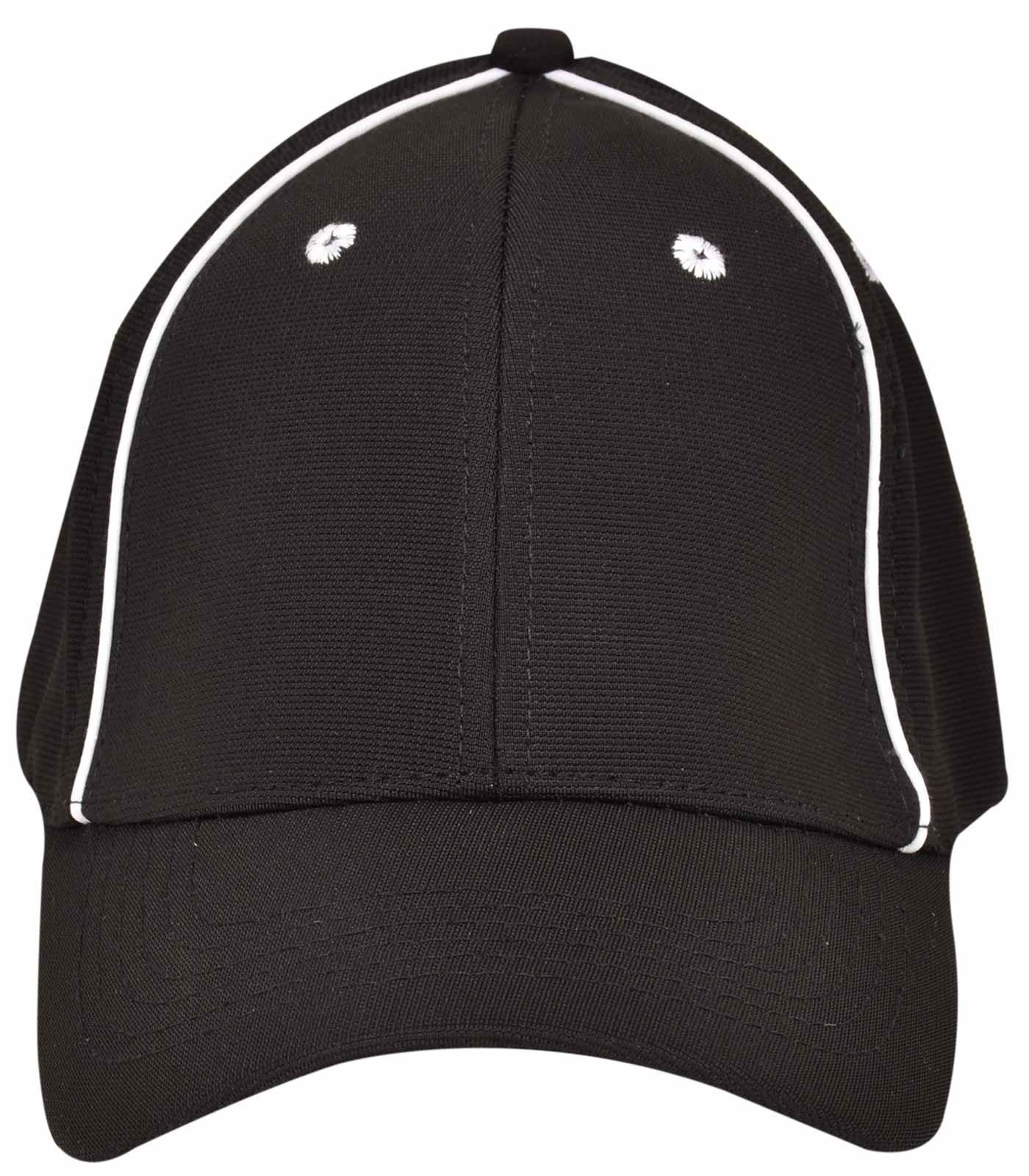 Mens Womens Plain Fitted Baseball Cap Visor Sports Curved Peak Hat ... 1e427e105b1a