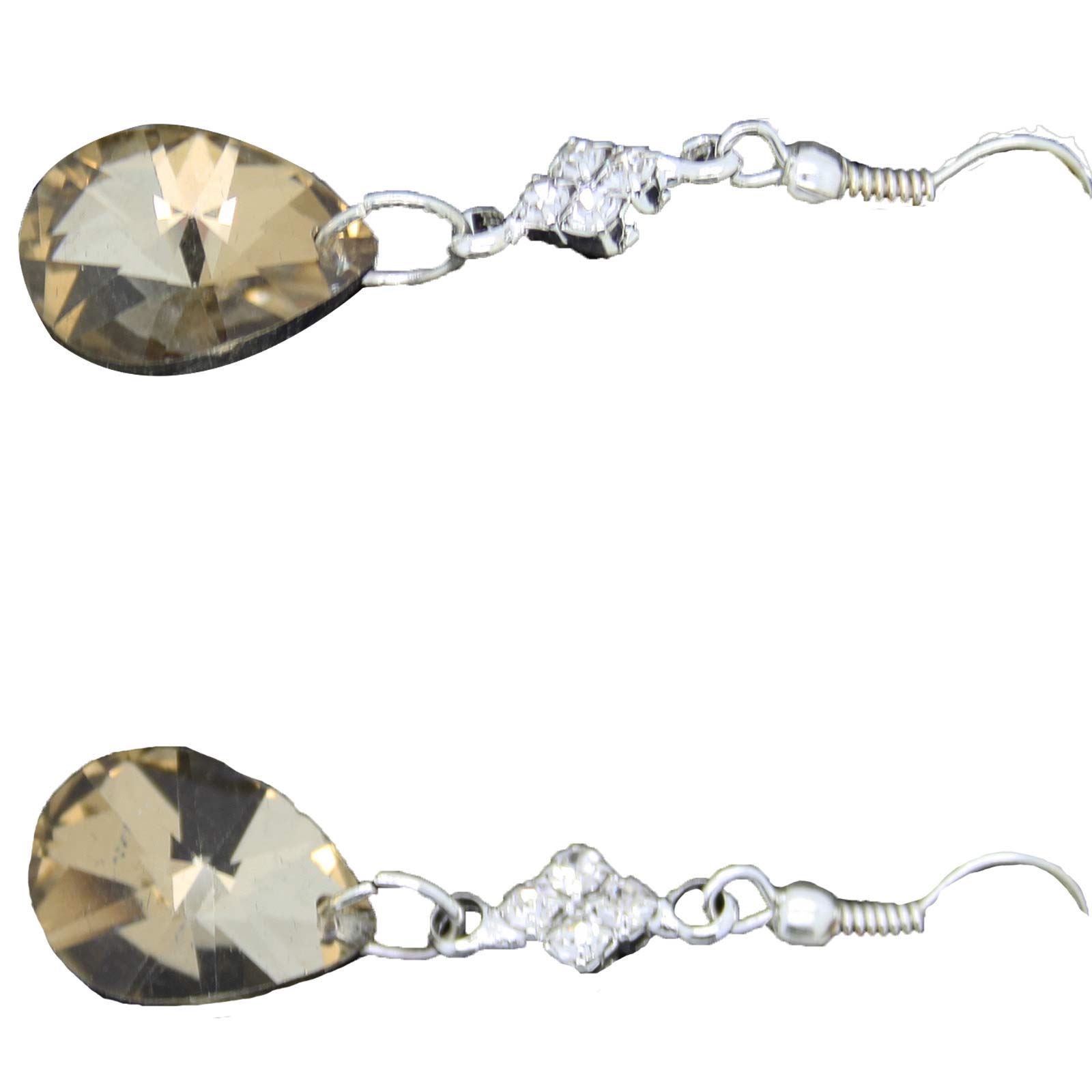 True-Face-Ladies-Women-039-s-Elegant-Earrings-Necklace-Set-Metal-Alloy-Jewellery thumbnail 41