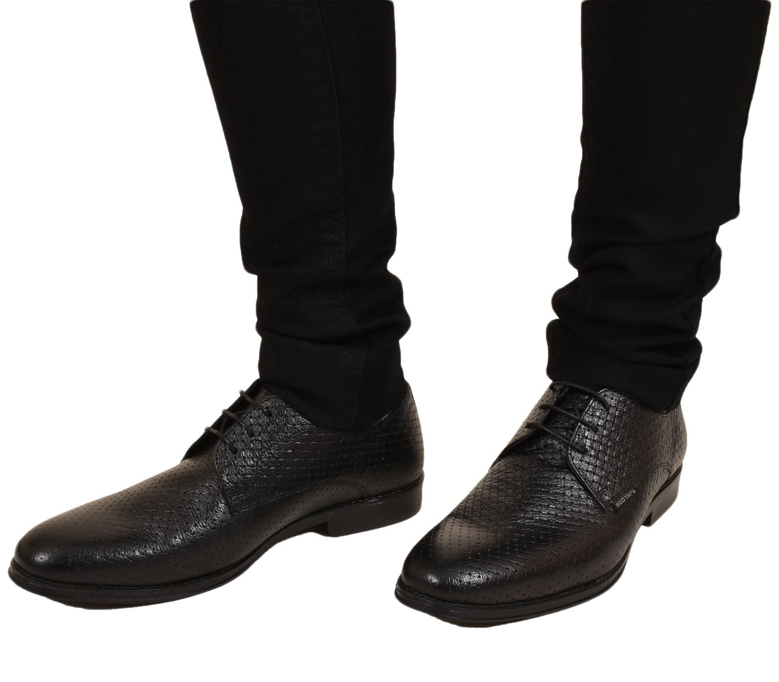 Mens-UK-Style-Leather-Lining-Formal-Office-Wedding-Smart-Work-Brogue-Shoes thumbnail 28