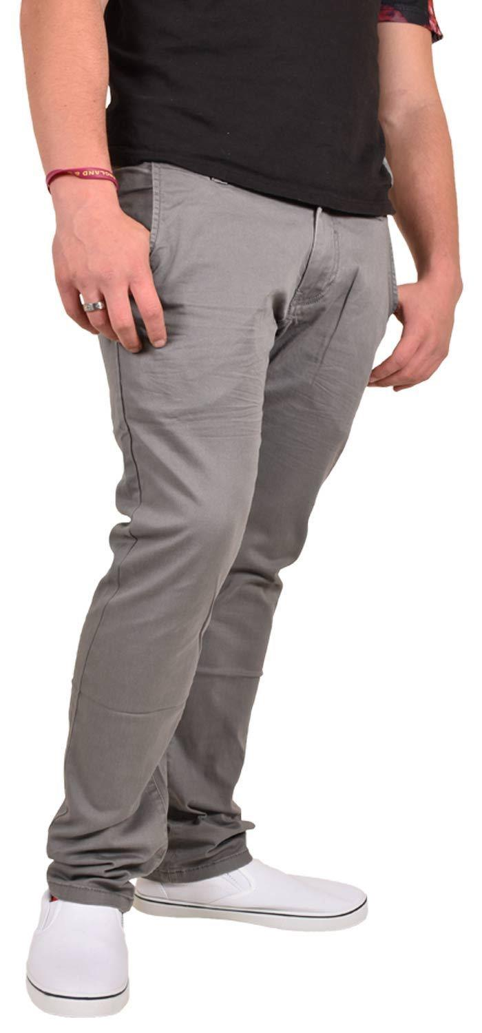 New-Mens-Designer-Jacksouth-Chino-Regular-Fit-Stretch-Cotton-Rich-Twill-Trousers thumbnail 11
