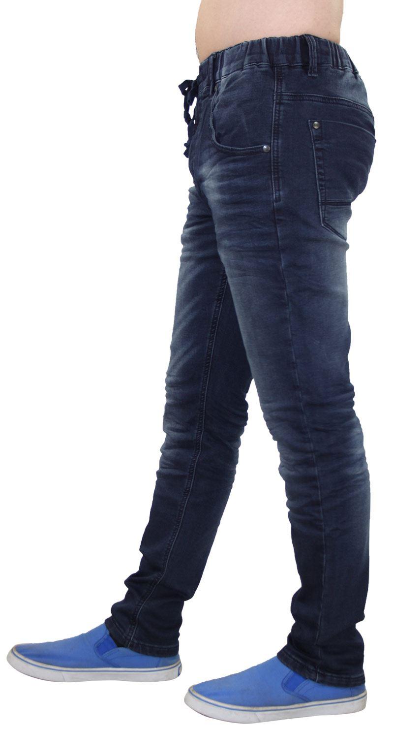 129dfd59b7 Dettagli su Da Uomo Slim Fit Jeans Di Marca Crosshatch Regolare Stretch  Denim 5 Tasche Pantaloni- mostra il titolo originale