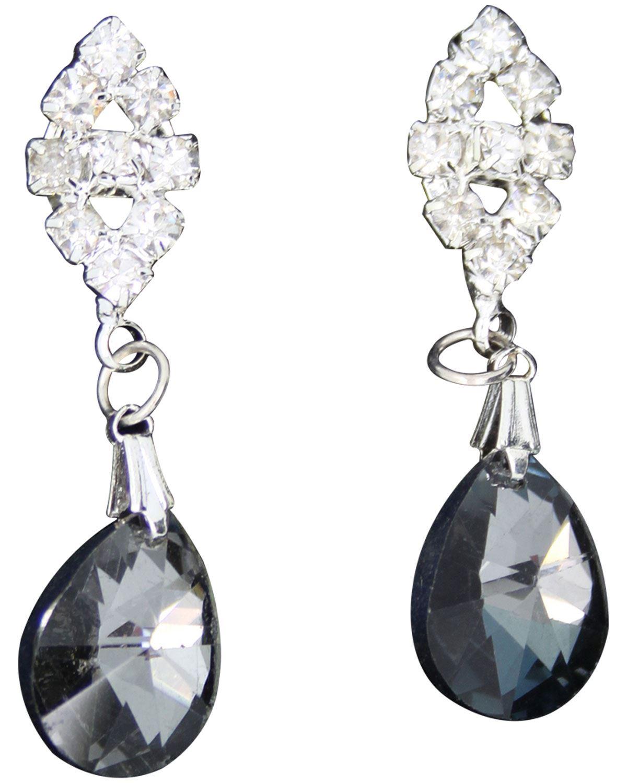 True-Face-Ladies-Women-039-s-Elegant-Earrings-Necklace-Set-Metal-Alloy-Jewellery thumbnail 26