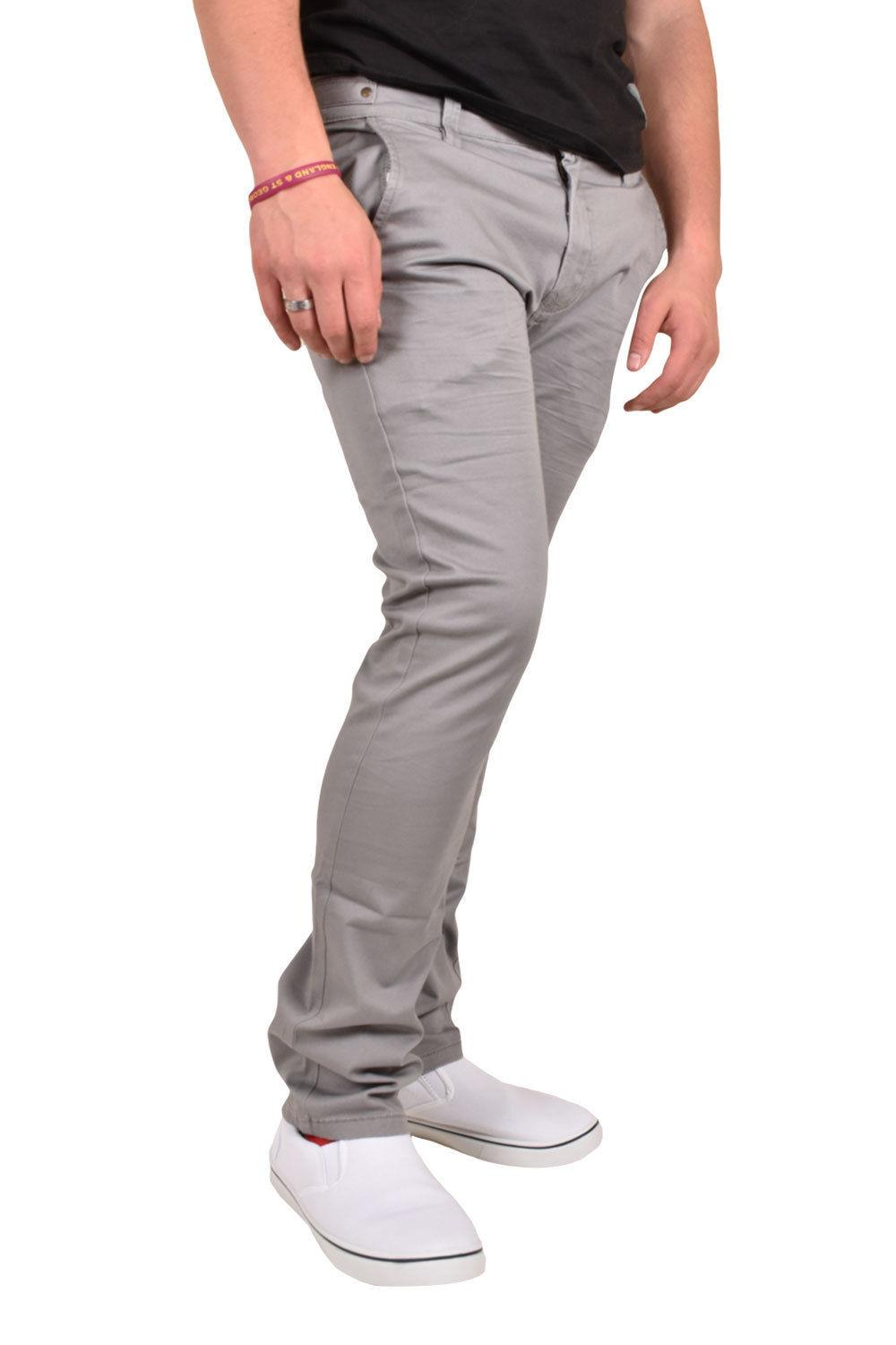 New-Mens-Designer-Jacksouth-Chino-Regular-Fit-Stretch-Cotton-Rich-Twill-Trousers thumbnail 16