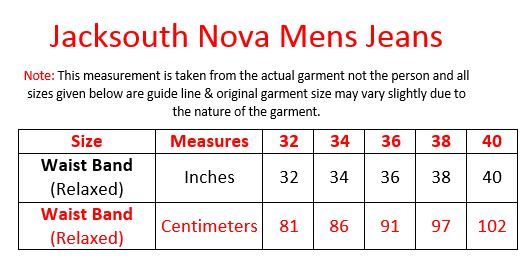 Jacksouth-Mens-Chinos-Trousers-Regular-Fit-Stretch-Cotton-Rich-Twill-Jeans-Pants thumbnail 14