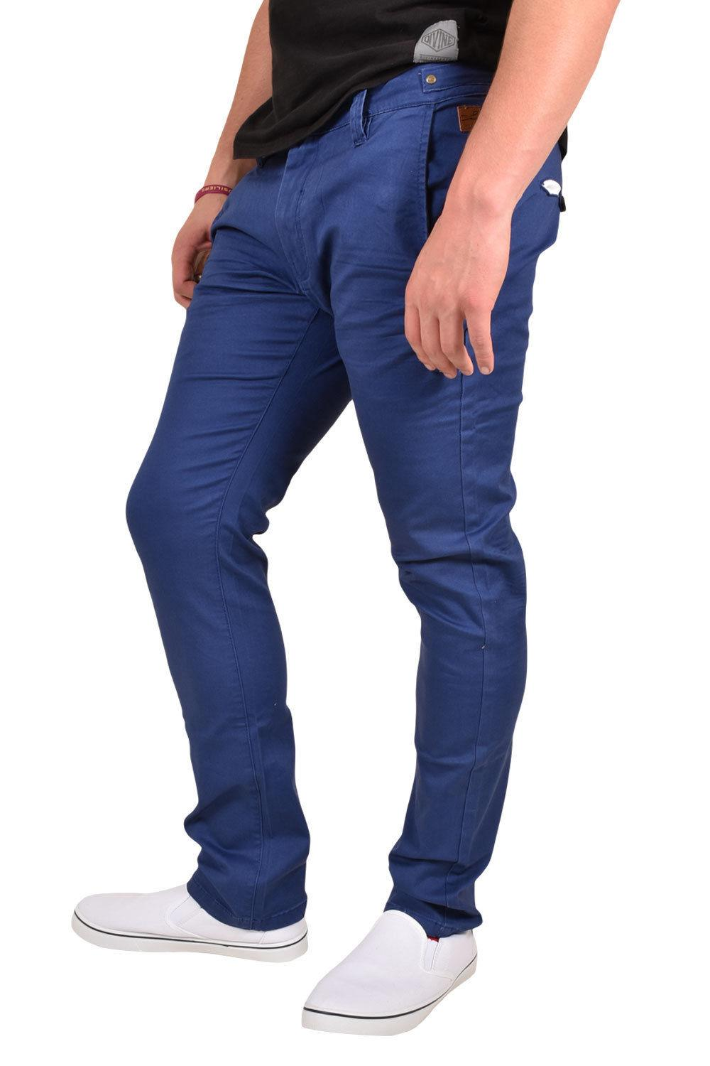 New-Mens-Designer-Jacksouth-Chino-Regular-Fit-Stretch-Cotton-Rich-Twill-Trousers thumbnail 4